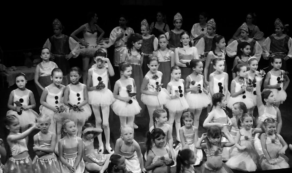 Photo Final Danse 2014
