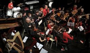 L'orchestre à Cordes