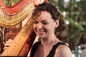Nosal Allison, Professeur de Harpe