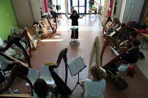 projet harpe thor
